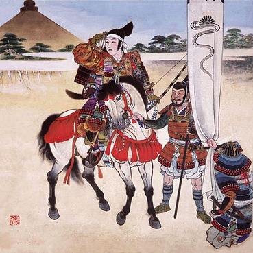 KUSUNOKI MASASHIGE