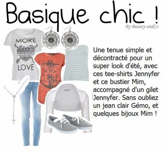 Côté mode !