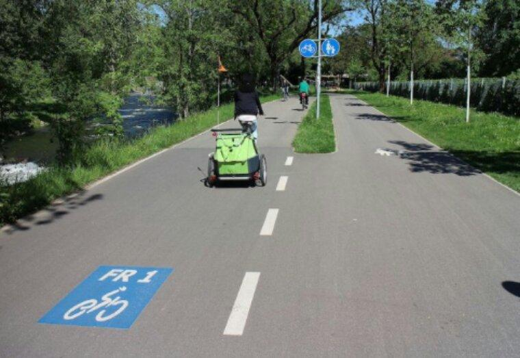 L'Allemagne construit la plus grande autoroute cyclable du monde