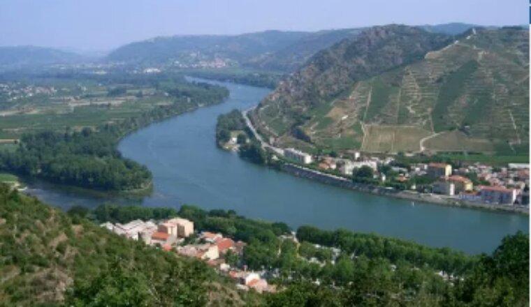 Le Rhône va bientôt accueillir une ferme hydrolienne de 39 turbines