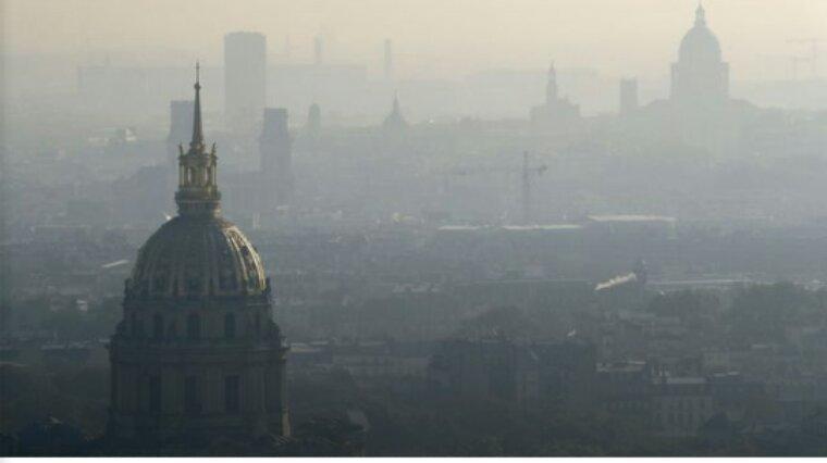 Paris: nouvel épisode de pollution de l'air attendu ce vendredi
