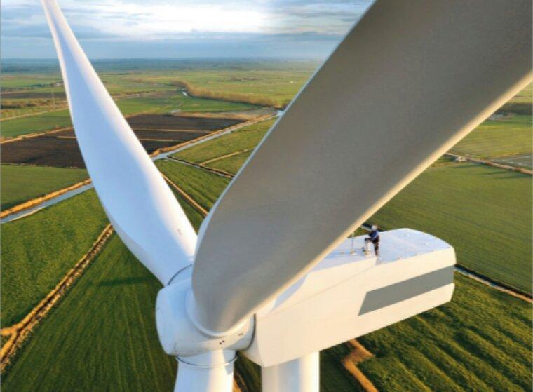 L'éolien devient la deuxième source énergétique d'Europe