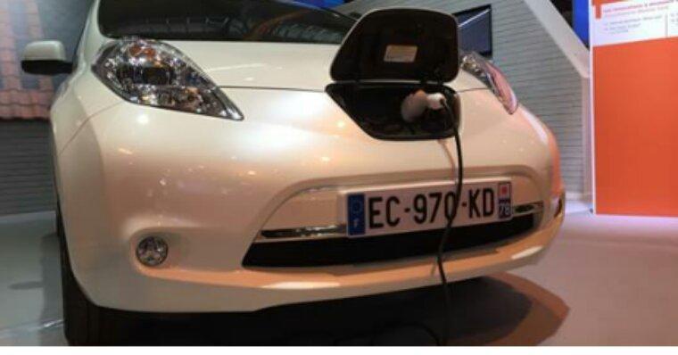 France: le seuil des 100.000 véhicules 100% électriques franchi (association)