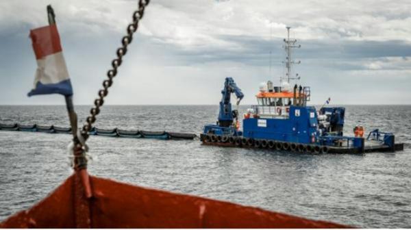 Pays-Bas : un projet qui entend nettoyer les océans des déchets en plastique sera lancé d'ici à un an