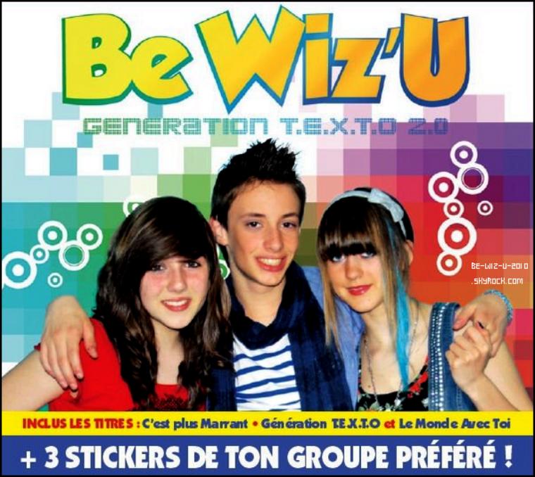 -  Deuxième album Génération 2.0 +  3 stickers;       -