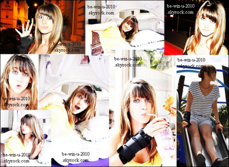 -  Nouvelle photos de Devi publié sur Facebook à Cannes.      -