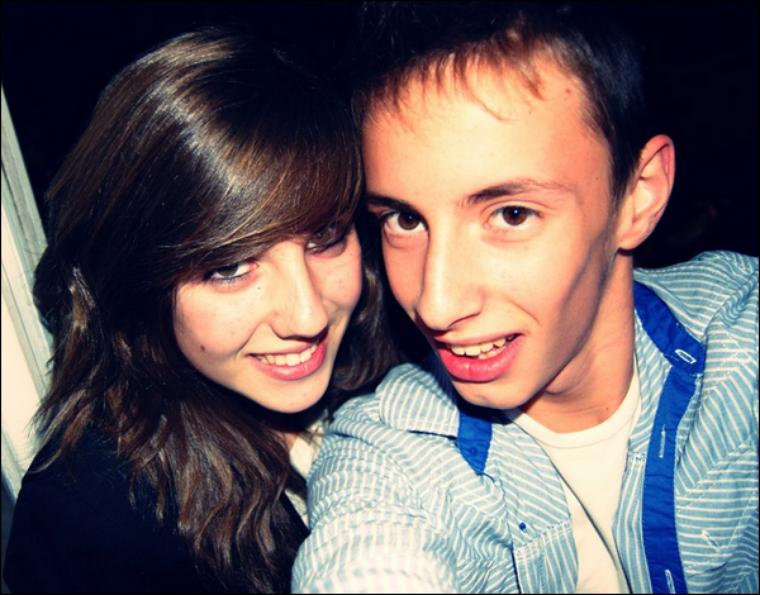 -  Nouvelle photo d'Etienne & Lisa. Vous aimez ?      -