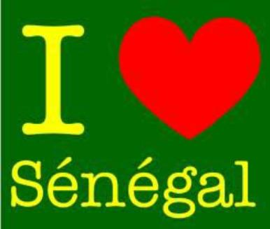 J'aime le Senegal