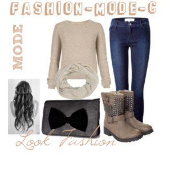 Tenue Look Fashion 2 !