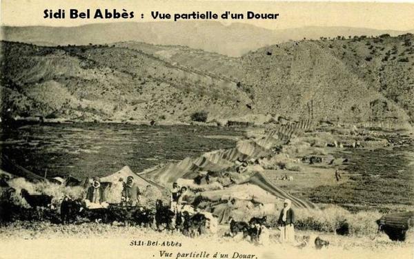 Le recasement des Indigènes par l'administration coloniale.