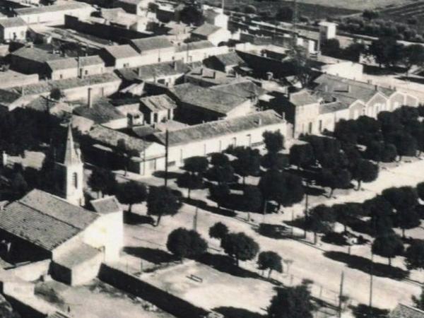 Sidi Brahim (Prudon) : vue aérienne.