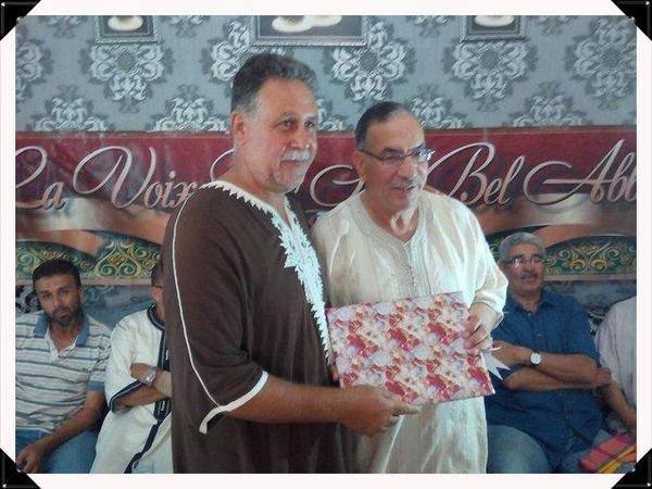 Une Bessma chez Sennour Abdelkader déssine un sourire.