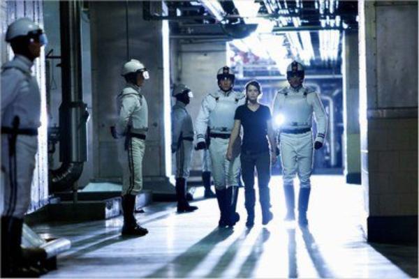 Le lancement des Hunger Games