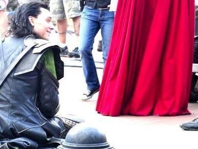 """Chapitre 6 : """"Etre princesse à Asgard"""""""