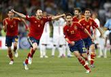 Rubrique SPORT : Espagne/Italie, la finale