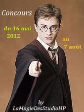 """RESULTATS  DU  CONCOURS   """"  Spécial Studios HP """""""