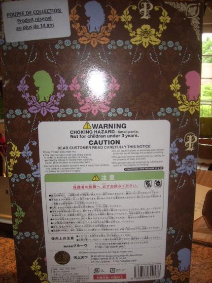 Le déballage de Kiyomi !