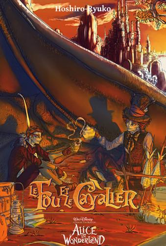 Le Fou & Le Cavalier, de Hoshiro-Ryuko (28 ans)