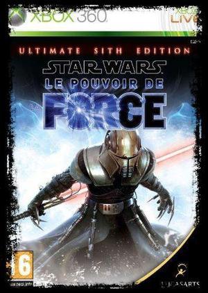 Star Wars le Pouvoir de la Force (Ultimate Sith Edition)