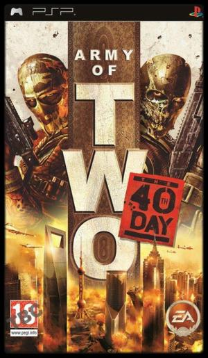 Army of Two: le 40ème Jour