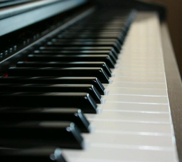Un peu de piano