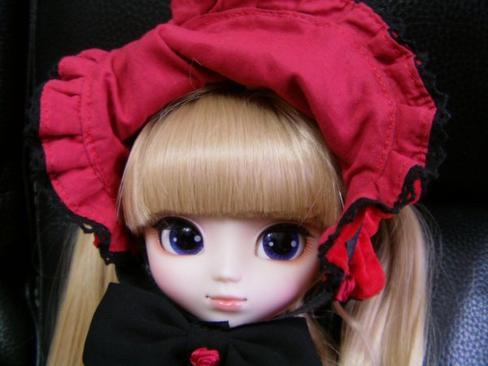 Pullip : New Doll ! : Voici....Shinku ! 2
