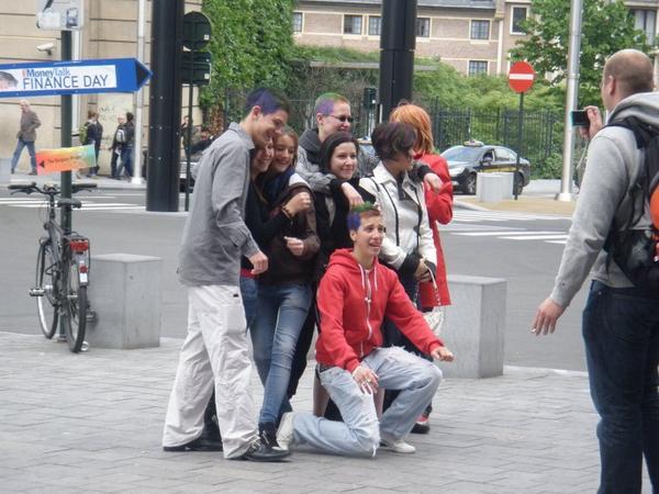 Belgian Pride 2012 partie 1