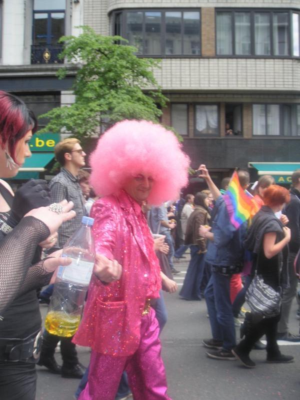 Ingrédients pour une Belgian Pride 2012 réussie partie II