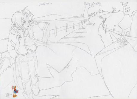 Edward et Alphonse =)