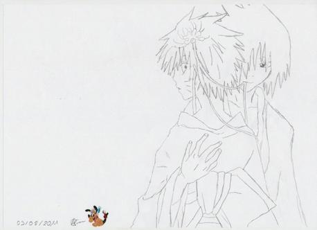 Naruto et Sasuke <3
