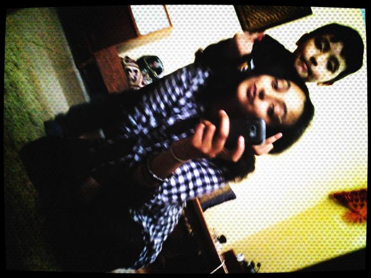 adam et moi! <3