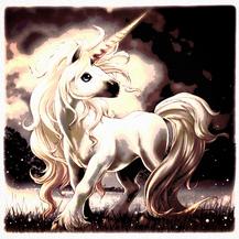 Bonjour petite Licorne!