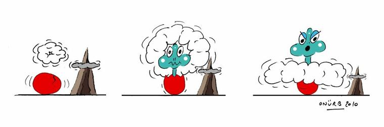 EGGY versus CLOUD