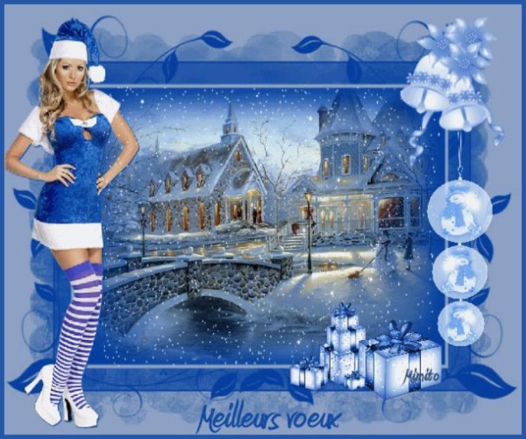 Bonne année 2012 à tous et à toutes
