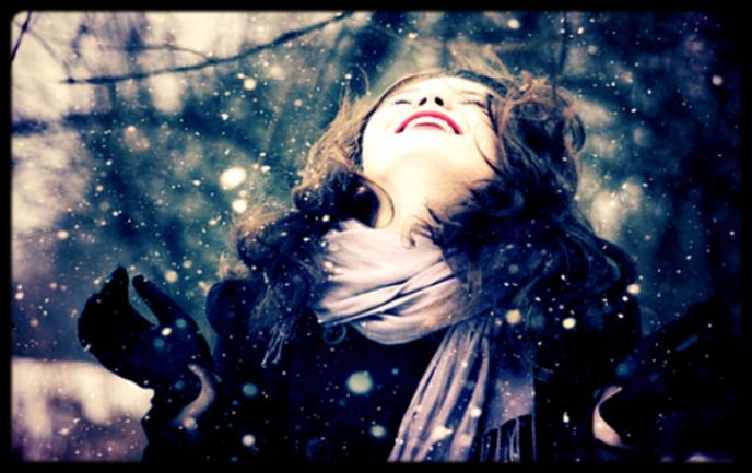 Snow. *-* ♥.