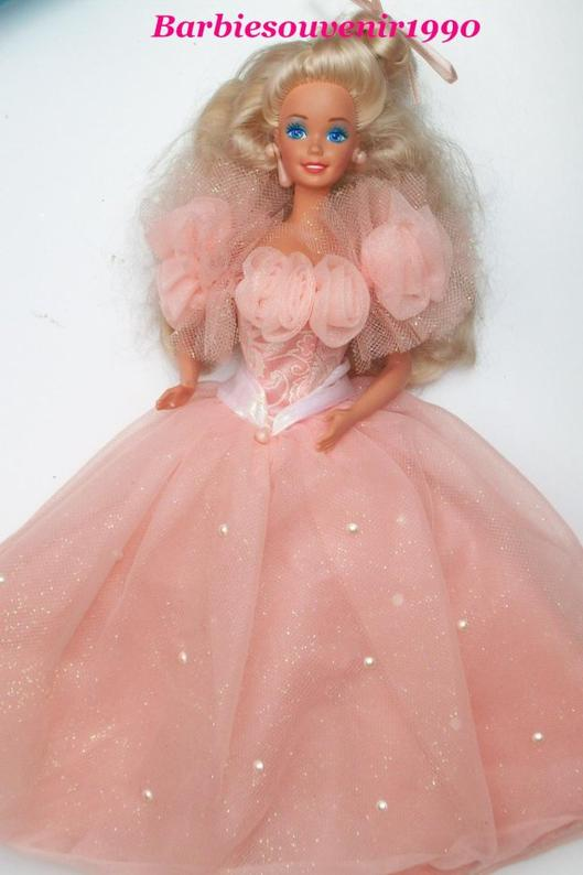 Birthday surprise Barbie 1991