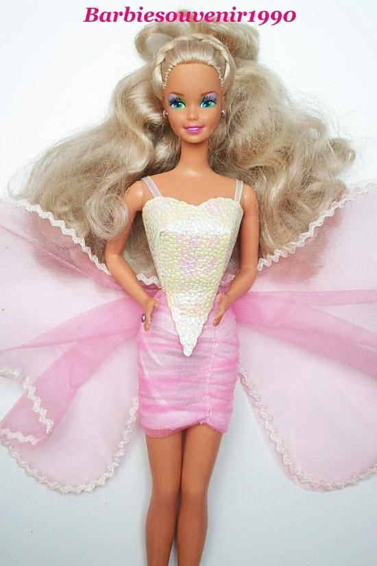 Costume ball Barbie 1991
