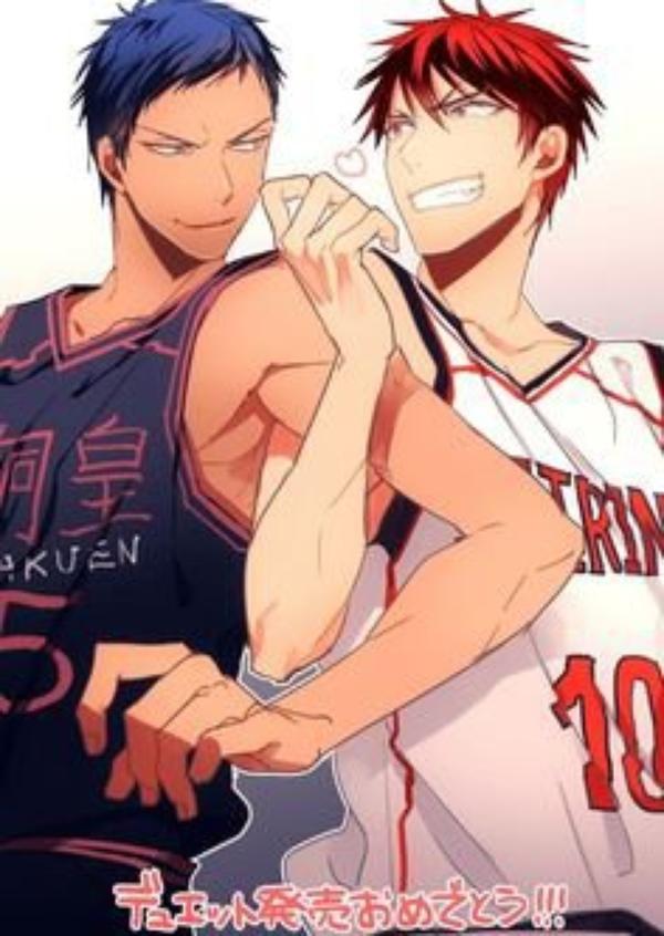 Os Kuroko no basket