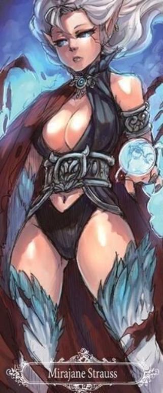 Mirajane Strauss ~ Fairy Tail