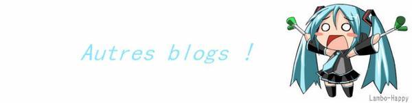 Autres blogs
