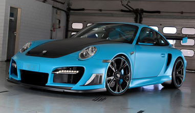 PORSCHE 911 GT2 RS TechArt GTStreet