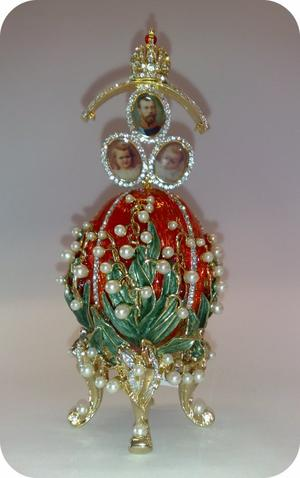 ~..~..~..~.Les oeufs de Fabergé.~..~..~..~