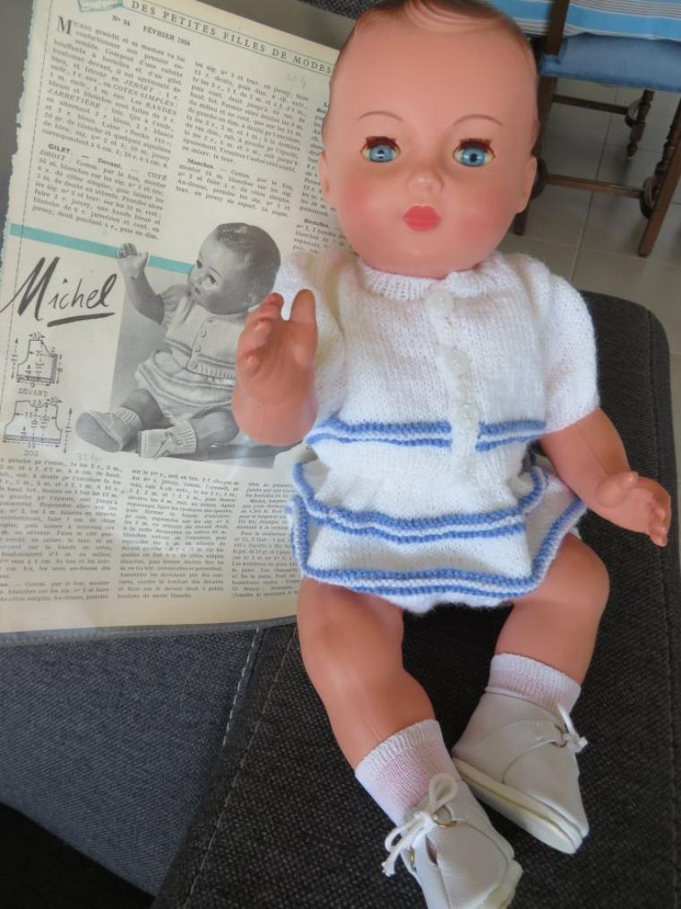 Michel février 1956