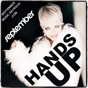 """Now Will you dance with Me...!?"" - ""HANDS UP"" Nouveau single !"