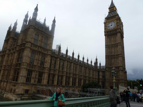 Suite de mon premier weekend à Londres