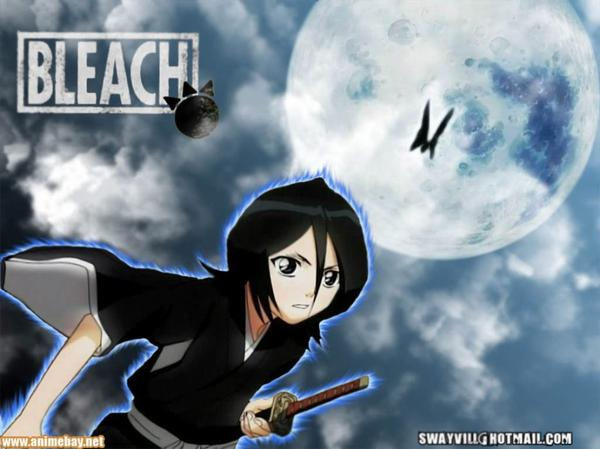 description de rukia