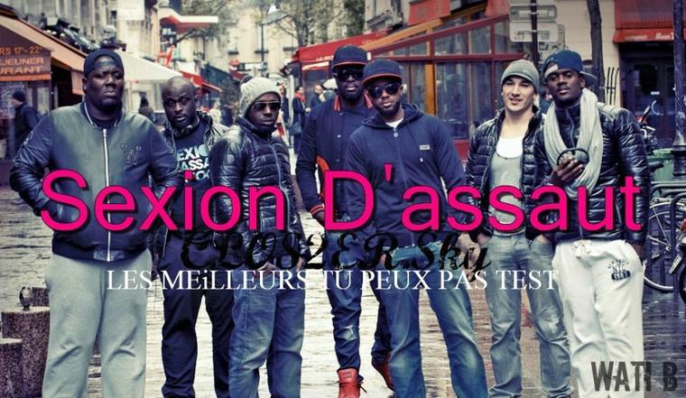 Sexion D'assaut.♥