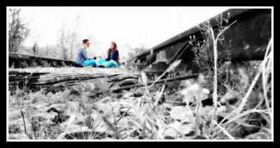 On c'est promis la vie, on c'est promis l'infinie, des moments de joies, des moments de tristesse, mais une amitiée réelle.