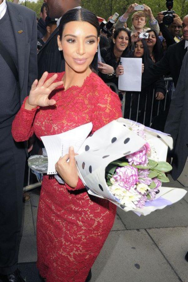 18\05\12 Kim Kardashian Fête le lancement de True Reflection et ensuite de Quicktrim à Londres.