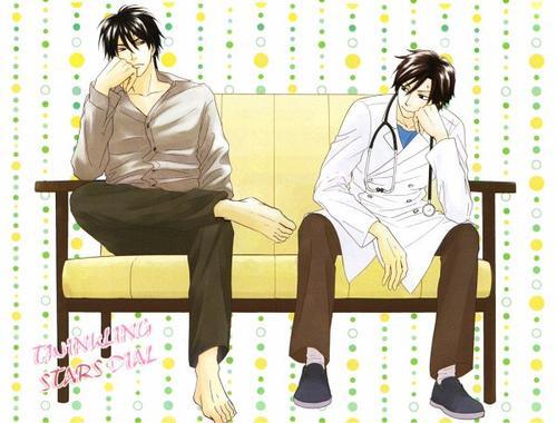 Manga : ~ Twinkling Stars Dial ~